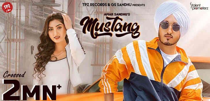 Mustang Naalo Vi Wadh Ke Nakhra Lyrics