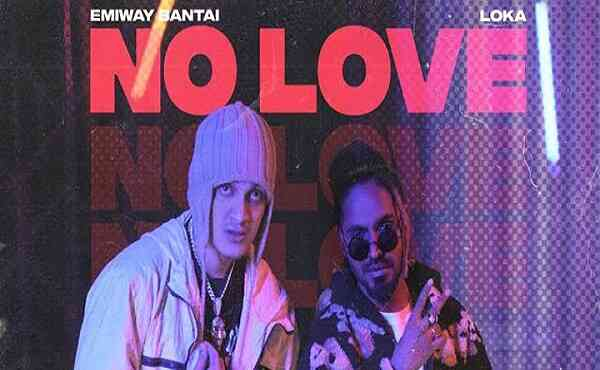 No Love Lyrics Emiway